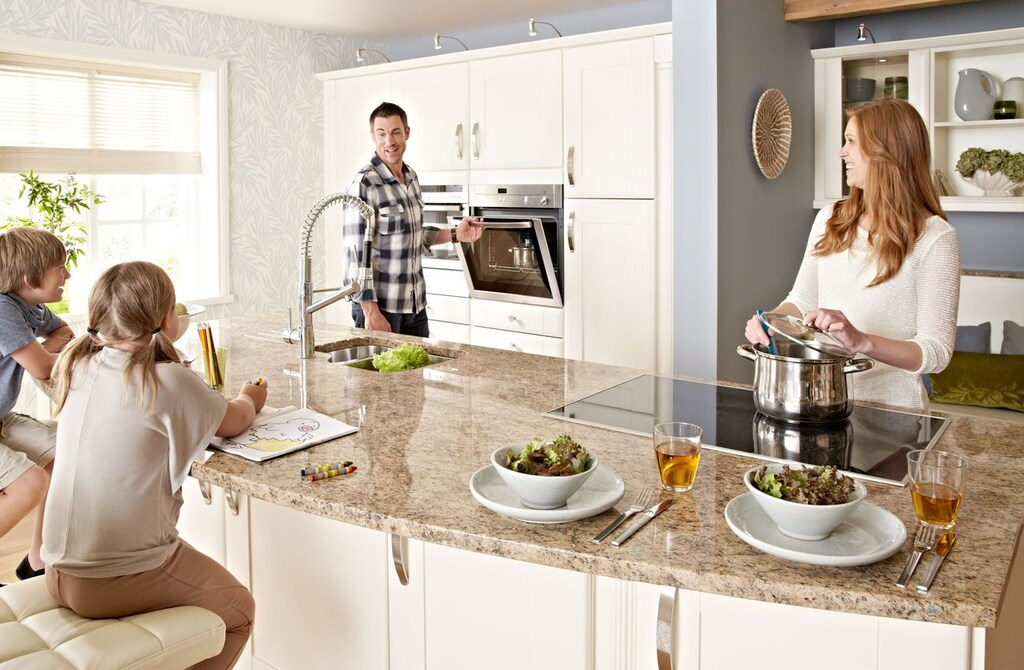 Make your kitchen fit your Lifestyle
